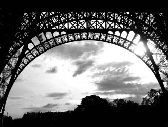 Eiffel Tower Arch_copy 2