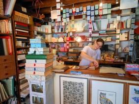 Paper shop interior 2