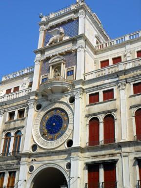 San Marco clock